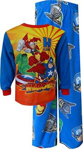 Marvel Comics Avengers Toddler Pajamas