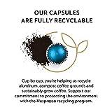 Nespresso Capsules VertuoLine, Medium and Dark