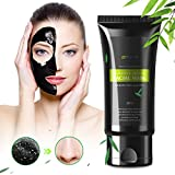 Blackhead Remover Black Mask - Deep Cleansing Charcoal Peel off Purifying Face Mask for Men and Women