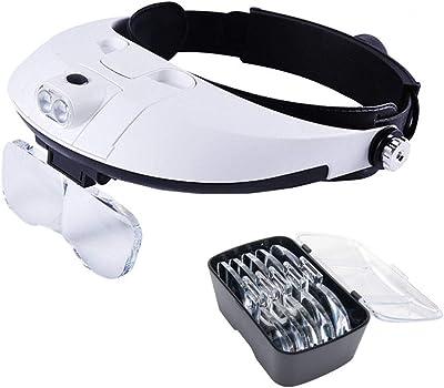 Lychee Headband Magnifier