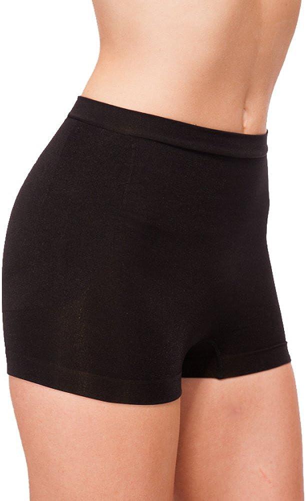 Bum /& Waist Control Tummy Various Colours /& Sizes Womens//Ladies Shapewear Bodyfit Shape Up Shorts