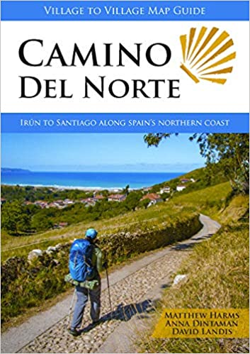 Camino del Norte: Irún to Santiago along Spain's Northern ... on camino santiago map, el camino map, middle ages pilgrimage map, camino trail map, camino pilgrimage map,