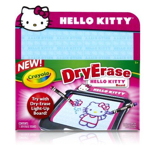Crayola Hello Kitty Erase Board