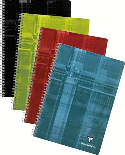 A4 Ring Bound Notebook - 7