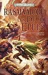 Les Royaumes Oubliés - Les Lames du Chasseur, tome 3 : Les deux épées par Salvatore