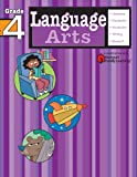 Language Arts: Grade 4 (Flash Kids Harcourt Family Learning), SparkNotes Staff, 1411404122