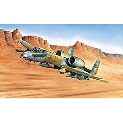 Amazon.com: Italeri 1: 48 Aviones no 2655 A-10 A Thunderbolt ...