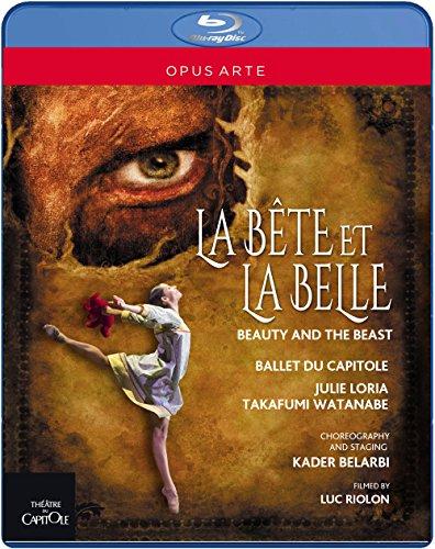 La Bete Et la Belle (Blu-ray)