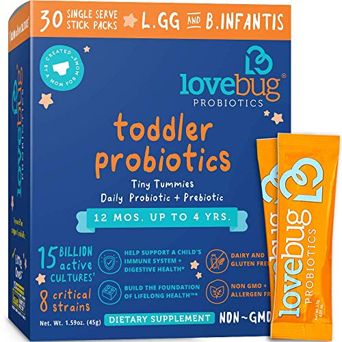 Lovebug Probiotic and Prebiotic