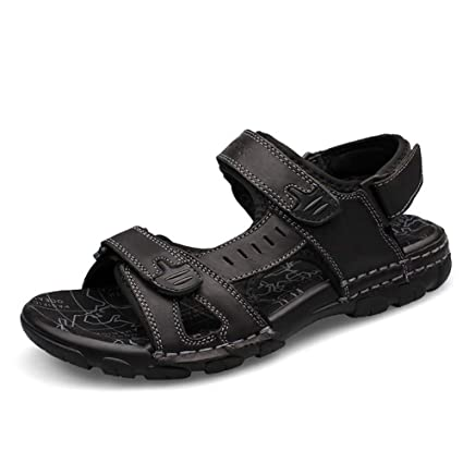 2618f77771a57 Amazon.com: GHFJDO Men Outdoor Sandals,Men Summer Open Toe Sport ...
