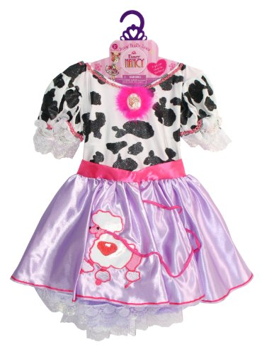 Doll Dress Up Costume (Fancy Nancy Poodle Dress)