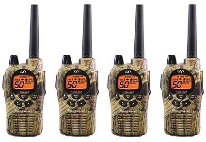 bf6948df310 Amazon.com  Midland GXT1050VP4 36-Mile JIS4 Waterproof 50-Channel ...