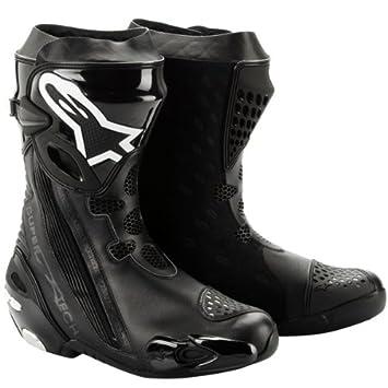 ALPINESTARS SUPERTECH R Stiefel Größe 44 Motorrad Stiefel