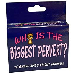 Kheper Games Who Is The Biggest Pervert? Card Game