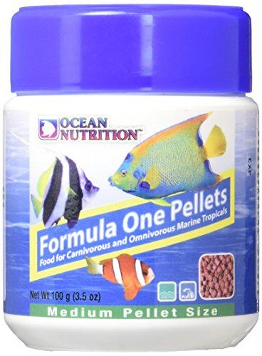 Formula One Marine Pellet - 3.5 oz. (Marine Formula Fish Food)