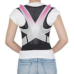 Youth Posture Corrector Back and Shoulder Support, Under Bust 22\'\'-35\'\'