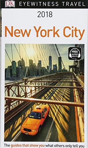 DK Eyewitness Travel Guide New York - City New Ny Subway York