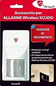 Inicio seguridad movimiento sensor-