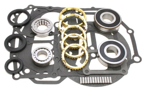 (Transparts Warehouse BK161LAWS Jeep AX5 Transmission Rebuild Kit with Rings)