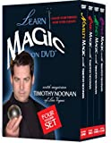 Learn Magic On DVD Boxed Set
