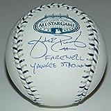 Jake Peavy Signed Autographed Auto 2008 All Star Baseball w/Farewell Yankee Stadium - Proof