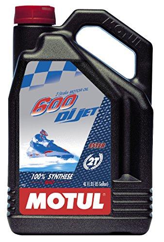 Motul 600 Di Jet Bio 4L (Pack of 4)