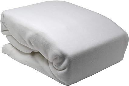 Bella Luna Molton - Funda de colchón elástica, transpirable, cubrecolchón para colchones de todo tipo, de agua y con somier Protege su colchón, como ...