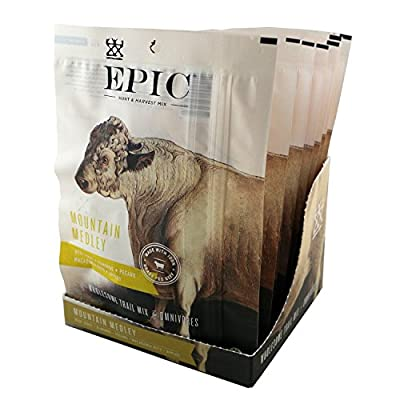 Epic Hunter and Gatherer 100% Grass Fed Beef Jerky