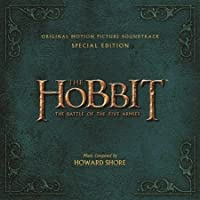 The Hobbit : The Battle Of The Five Armies (2CD)