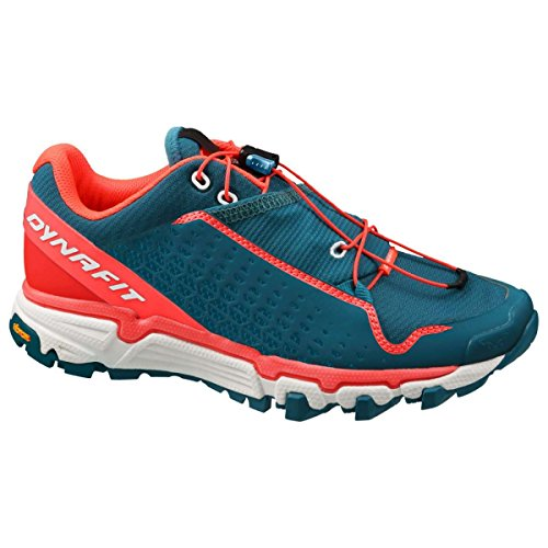 Dynafit Ultra Pro W-Chaussures Trail Femme Malta / Fluo Coral i6aIHGT