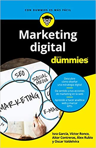 Marketing digital para Dummies: 9788432904981: Amazon.com: Books