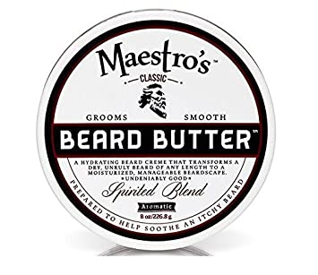 Amazon.com: Classic – Maestro de Spirited Barba Mantequilla ...