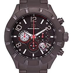Buech & Boilat Monument Mens Chronograph Watch