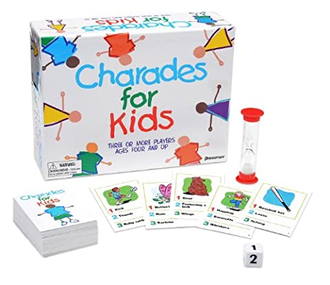 Charades for Kids - Kids And Family