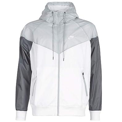 Nike Sportswear Windrunner Jacken Herren Weiss S
