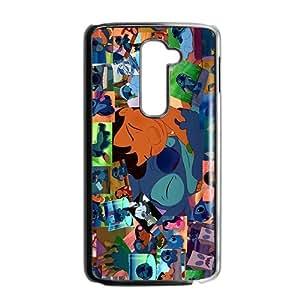 Lilo & Stitch Case Cover For LG G2 Case