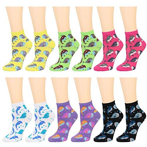 Whale Socks For Women