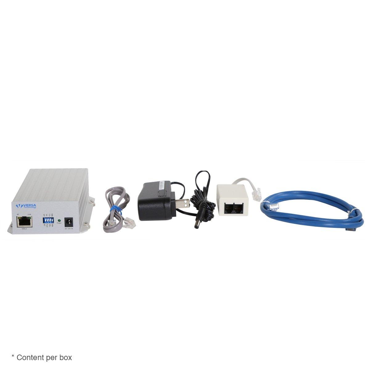 VX-VEB160G4-KIT Ethernet Extender Kit (set of 2)