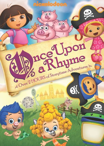 Nickelodeon Favorites: Once Upon a Rhyme -