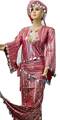Buy belly dance saidi dress - 5