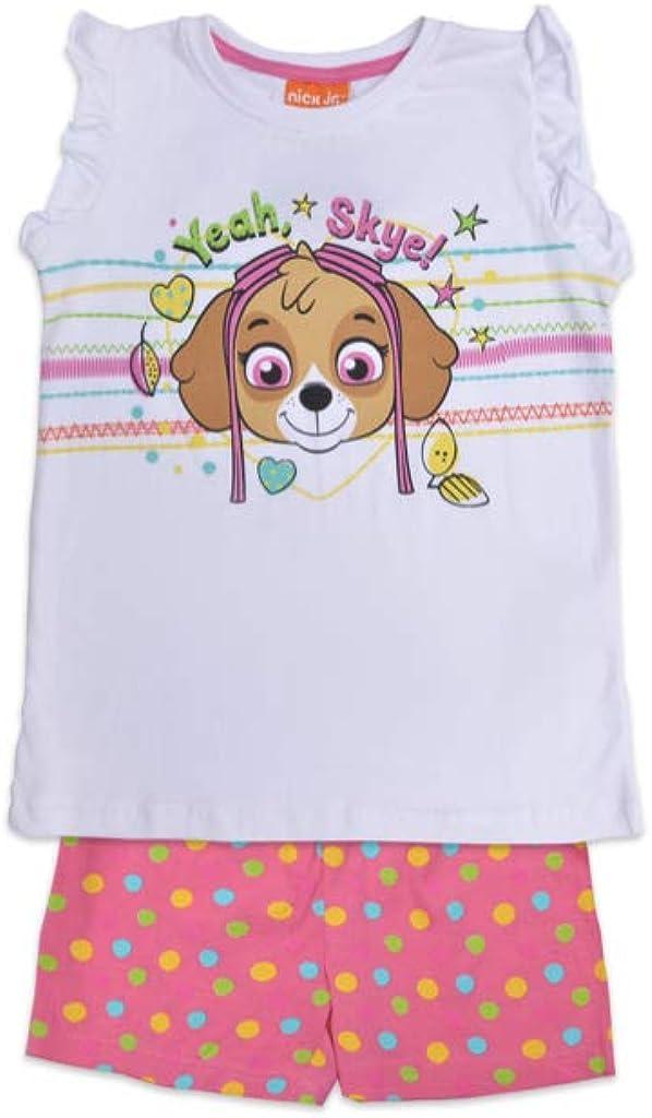 Skye kurzer Schlafanzug Shorty
