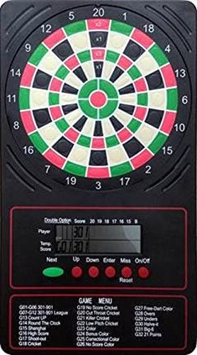 Arachnid LCD Electronic Touch Pad Dart Scorer - Best for Beginners