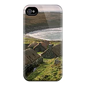 New Cute Funny Scenic Scottish Village Cases Covers/ Iphone 6 Cases Covers