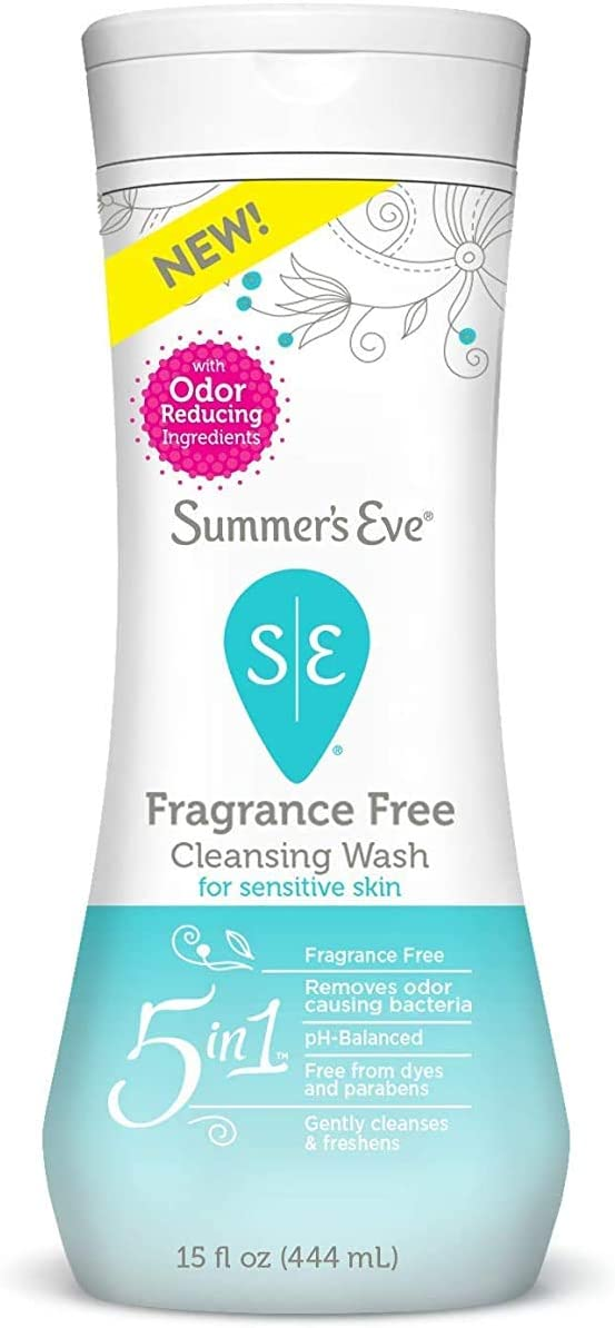 Summer's Eve Summer's Eve Cleansing Cloths Fragrance Free Ph-balanced - 32 Ea, 32count: Beauty