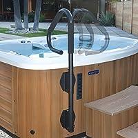 Carefree Stuff Spa Escort Side Swiveling Handrail and Towel Bar