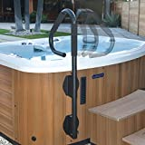 hot tub stuff - Carefree Stuff Spa Escort Side Swiveling Handrail and Towel Bar