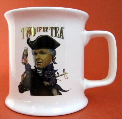 Rush Limbaugh O Say Can You Tea Two If By Tea Coffee Mug (The Best Of Rush Limbaugh)