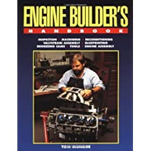 Engine Builder's Handbook HP1245 by Tom Monroe (1996-08-15)