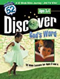 Discover God's Word, Route 52 Staff and Standard Publishing Staff, 078471326X