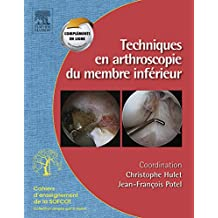 Techniques en arthroscopie du membre inférieur: Monographie SOFCOT (French Edition)